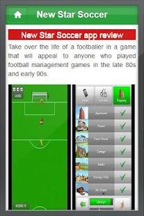 Guide New Star Soccer
