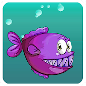 Stinky the Purple Fish