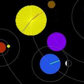 FREE Astro Clock LWP