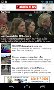 ABC Action News Tampa Bay- screenshot thumbnail