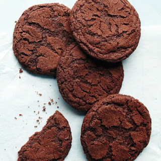 Mexican Hot-Chocolate Cookies.