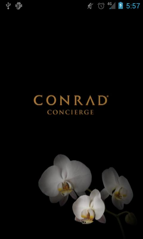 Conrad Concierge- screenshot