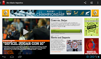 Screenshot of Neonews Mexico