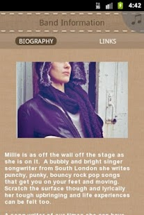 Millie Manders - screenshot thumbnail