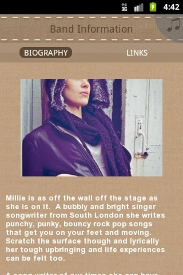 Millie Manders - screenshot