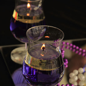 Candle Light by Eva Lechner - Artistic Objects Still Life ( arrangement, still life, mood, candle light, close-up, , candle )