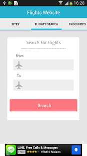 Flight Search - screenshot thumbnail