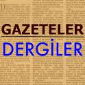Gazeteler ve Dergiler logo