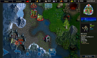 Screenshot of Battle for Wesnoth LEGACY