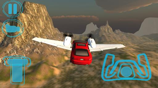 飛行汽車是免費的:高原之路