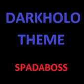 CM10/CM11 DarkHolo Theme