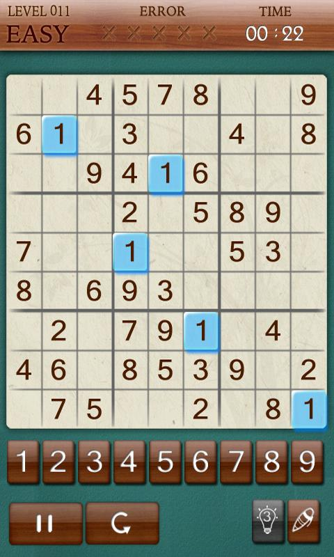 Sudoku Fun - screenshot