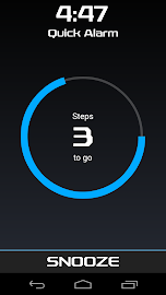 Walk Me Up! Alarm Clock Screenshot 1