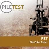 PET - Pile Echo Tester