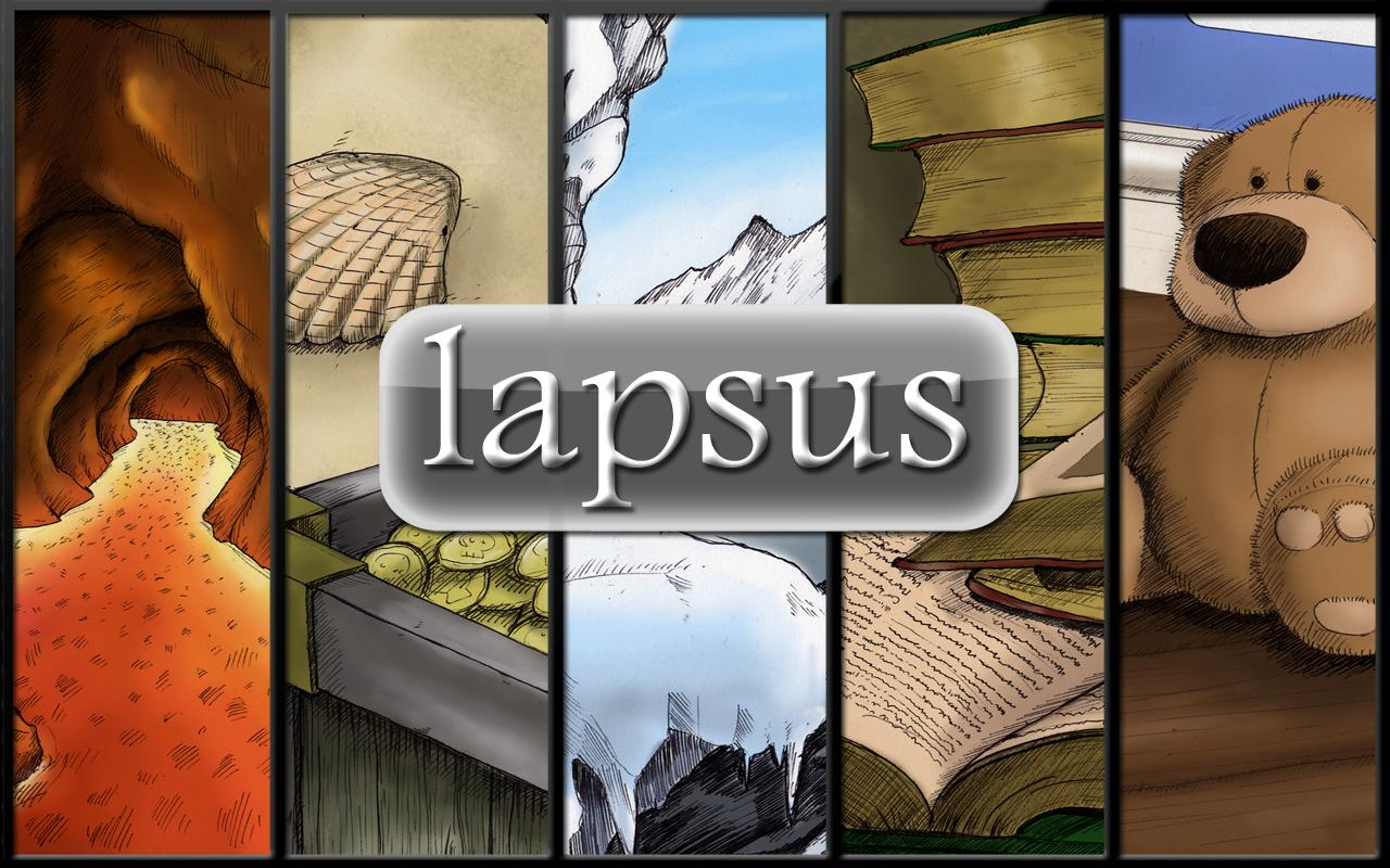 Lapsus- screenshot