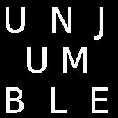 Unjumble