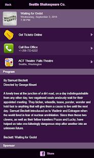 Seattle Shakespeare Company - náhled