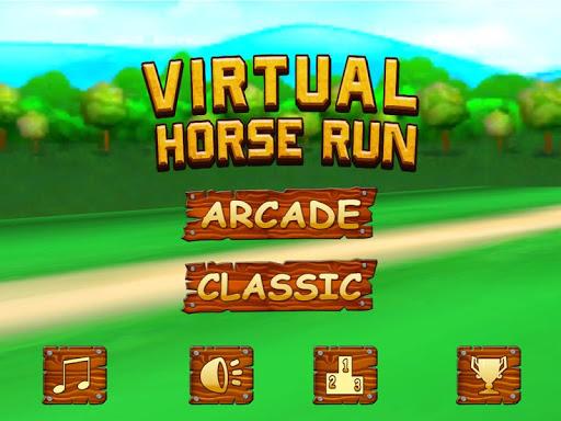 Virtual Horse Run