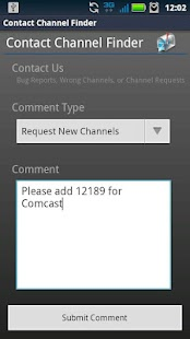 Channel Finder Trial - screenshot thumbnail