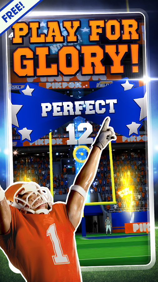 Flick Kick Field Goal 2015 - screenshot