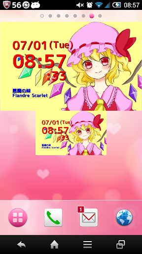 Touhou Clock Girls -CA.ver-