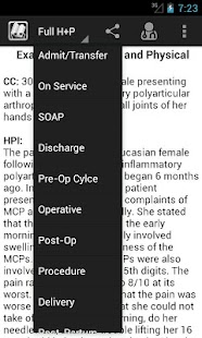 Notes & Orders: Medical Tool - screenshot thumbnail
