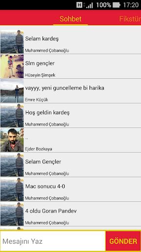 Galatasaray Chat
