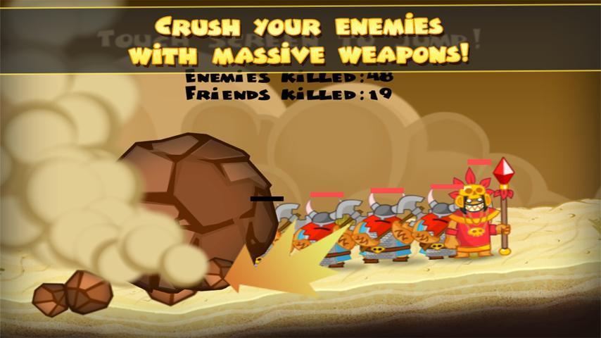 Swords and Soldiers Demo- screenshot