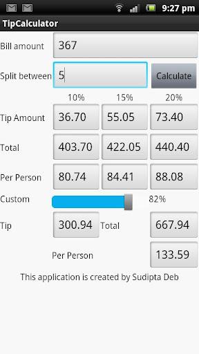 玩生活App|Tip Calculator免費|APP試玩