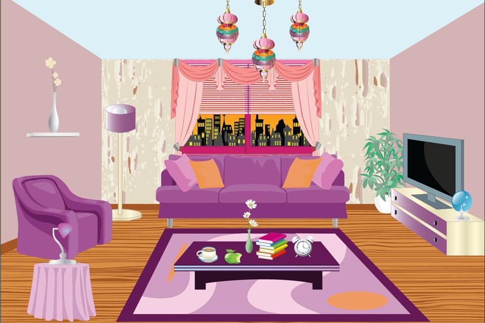 Картинки комната с мебелью для детей