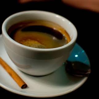 Hot Coffee Grog.