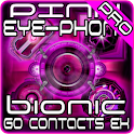 Pink Bionic GO Contacts EX logo