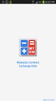 Screenshot of Malaysia RM Exchange Rate