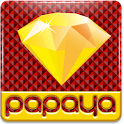 Papaya Diamond logo
