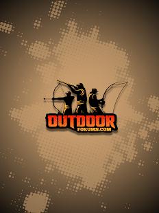 Outdoor Forums