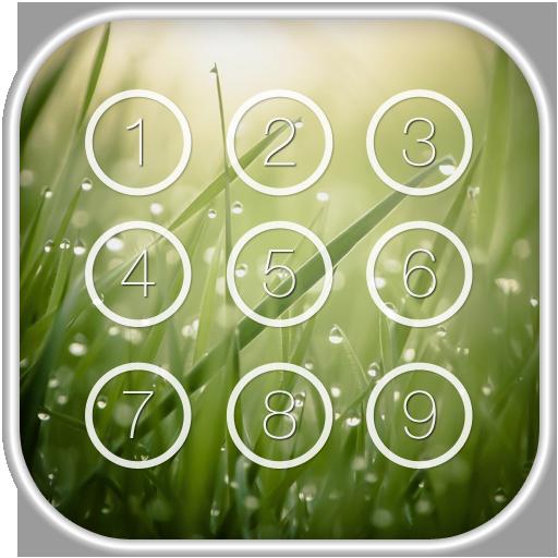 PIN码锁屏 工具 LOGO-玩APPs