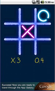 Tic Tac Toe Glow - screenshot thumbnail