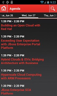 Red Hat Summit 2012 - screenshot thumbnail