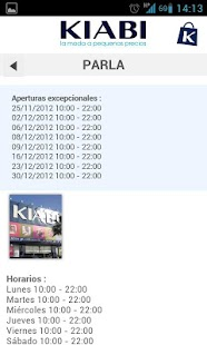 KIABI Español - screenshot thumbnail