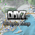 Dayz Map Simple logo