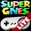 SuperGNES Lite (SNES Emulator) logo