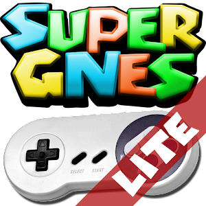 SuperGNES Lite  SNES Emulator