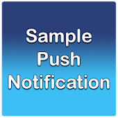 Sample Push Notification