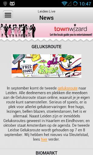 Leiden Live