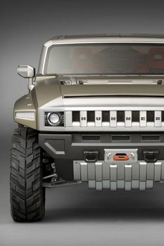 Hummer Wallpaper - screenshot