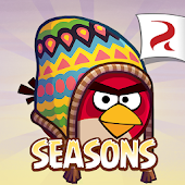 Download Android Game Angry Birds Seasons for Samsung