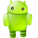 Gosms Theme Android Guy logo