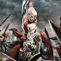 God of War Ascension theme logo