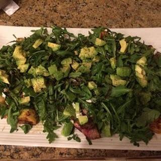 Grilled Fruit Gorgonzola Salad