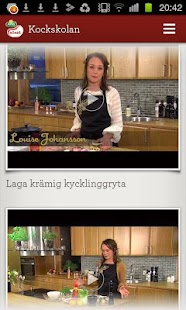 Arla Köket - screenshot thumbnail